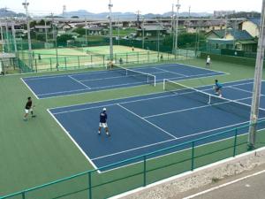 トップテンテニスカレッジ石守校ホームページ開設